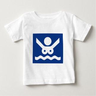 Nudist beach Sign (2), Norway Shirts
