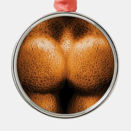 Nudist - Just Cheeky Ornament
