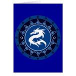 Nudo 1 del dragón felicitacion
