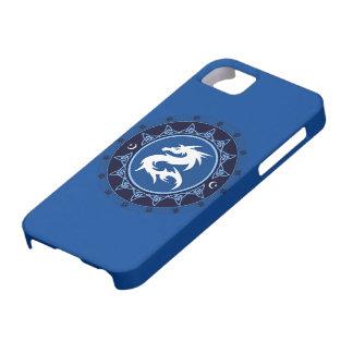 Nudo 1 del dragón iPhone 5 carcasas