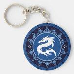 Nudo 1 del dragón llaveros