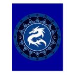Nudo 1 del dragón postal
