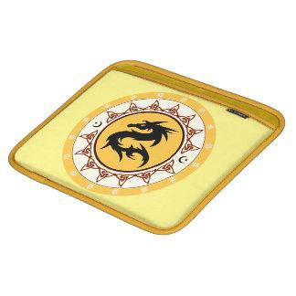 Nudo 2 del dragón fundas para iPads