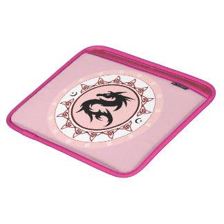Nudo 3 del dragón fundas para iPads