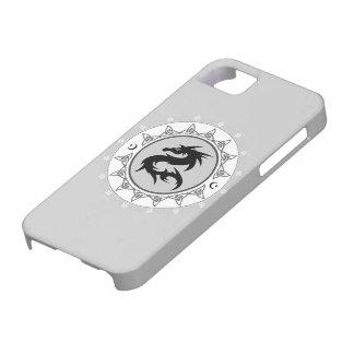 Nudo 4 del dragón iPhone 5 fundas