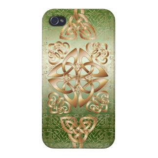 Nudo céltico iPhone 4 carcasa