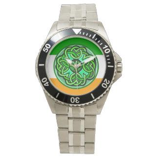 Nudo céltico relojes de mano