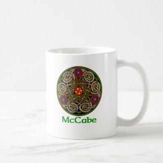 Nudo del Celtic de McCabe Tazas