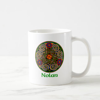 Nudo del Celtic de Nolan Taza