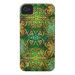 Nudos 2 del Celtic iPhone 4 Case-Mate Carcasa