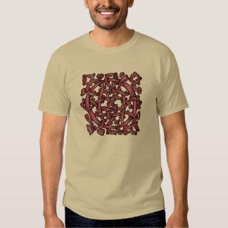 Nudos célticos - camiseta - 5 remeras