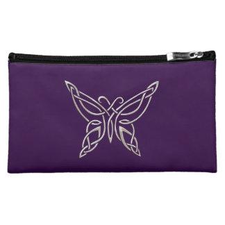 Nudos que se encrespan de la mariposa céltica