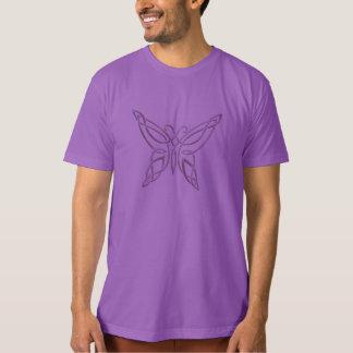 Nudos que se encrespan de la mariposa céltica playera