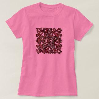 Nudos y pentáculo célticos - camiseta - 10 remera