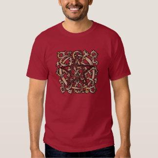 Nudos y pentáculo célticos - camiseta - 3 poleras
