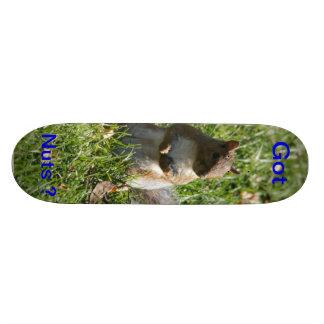 ¿Nueces conseguidas? Monopatín Skate Boards