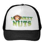 Nueces de mono gorras