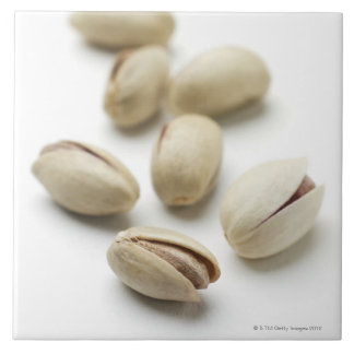 Nueces de pistacho azulejos
