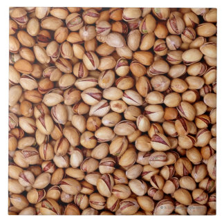 Nueces de pistacho teja cerámica