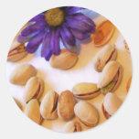 nueces de pistacho etiquetas