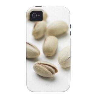 Nueces de pistacho vibe iPhone 4 fundas