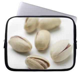 Nueces de pistacho fundas portátiles