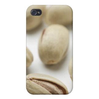 Nueces de pistacho iPhone 4 protectores