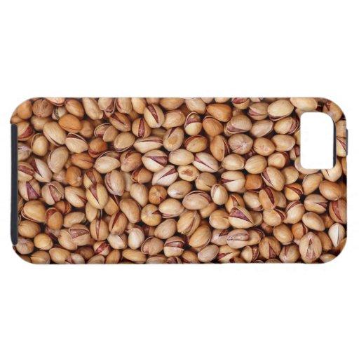 Nueces de pistacho funda para iPhone SE/5/5s