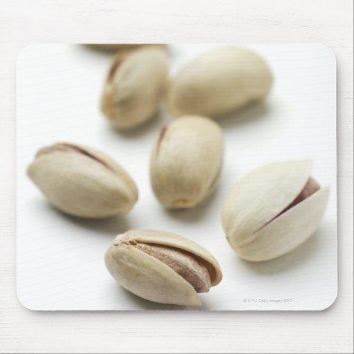 Nueces de pistacho mousepad