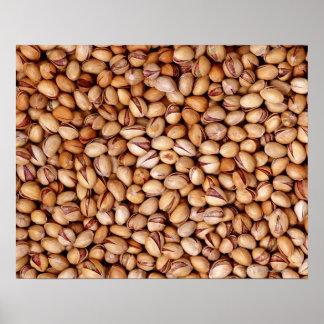 Nueces de pistacho impresiones