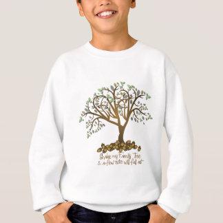 Nueces del árbol de familia playeras