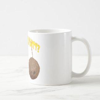 nueces del fiesta taza de café