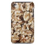 Nueces descascadas carcasa para iPod