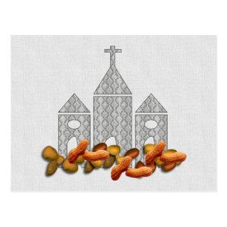 Nueces religiosas postales