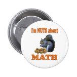 Nueces sobre matemáticas pin