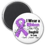Nuera - cinta del cáncer pancreático imanes de nevera