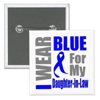 Nuera de Blue Ribbon del desgaste del cáncer de co Pin