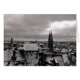 Nuernberg-Germany Greeting Card
