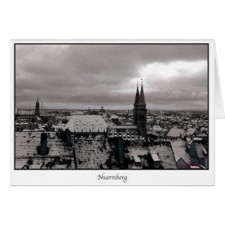 Nuernberg-Germany Card