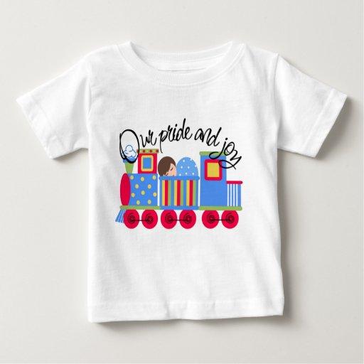 nuestra camiseta del orgullo y de la alegría polera