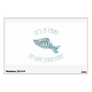 Nuestra estructura vinilo adhesivo