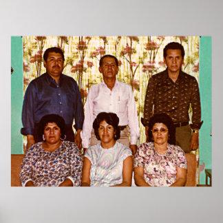 NUESTRA GRAN FAMILIA Poster