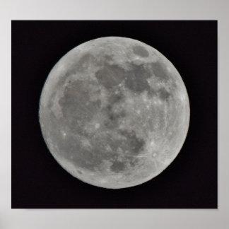 Nuestra luna póster