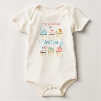 Nuestra 'magdalena de Lil, enredadera Body Para Bebé