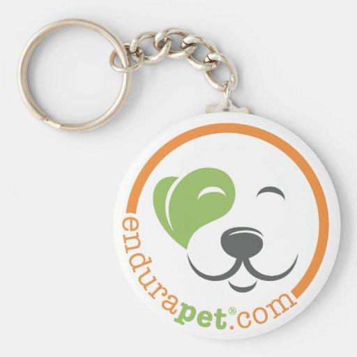 Nuestra mascota querida del endurapet llaveros personalizados