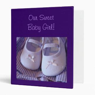 """¡Nuestra niña dulce! libro de recuerdos del álbum Carpeta 1"""""""