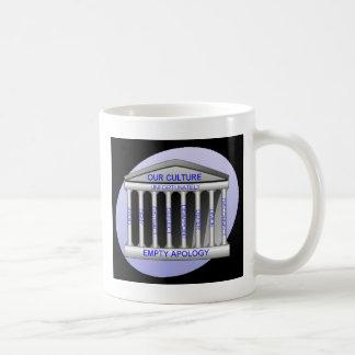 Nuestra nueva cultura taza de café