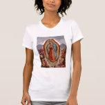 Nuestra señora de Guadalupe 2 Playera