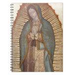 Nuestra señora de Guadalupe Cuadernos