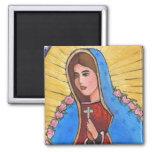 Nuestra señora de Guadalupe - imán